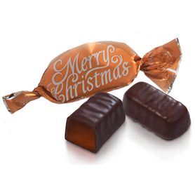 Weihnachtsbonbons - Salonzucker - Aprikosengelee