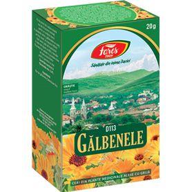 Belin - marigold tea - Ceai de Galbenele