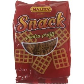 Malita - Snack - ready-to-fry wheat snack (pallet)
