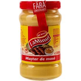 LaMinut - Mustard - Mustar de Masa