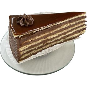 Dobos - buttercream cake - 2 pieces