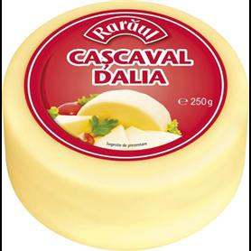 Cascaval Rucar - din lapte de vaca pasteurizat - Käse aus Kuhmilch