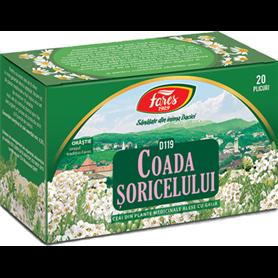 Fares - Yarrow Tea - Coada Soricelului