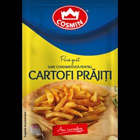 Cosmin - Gewürztes Salz für Pommes - Frites