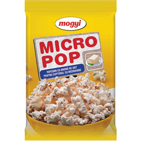Mogyi - Butter-flavored microwave popcorn