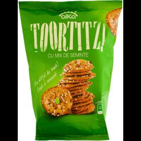 Alka - Toortitzi - cu mix de seminte 80g