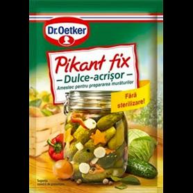 Dr. Oetker - Pikant fix - süß, sauer