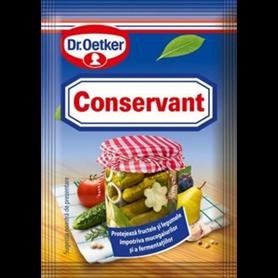 Dr. Oetker - Conservant - Konservierungsmittel