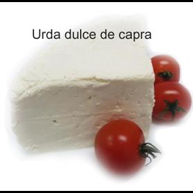 Urda dulce de capra - Molkenweiss Ziegenkäse