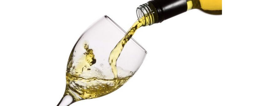 All White Wines