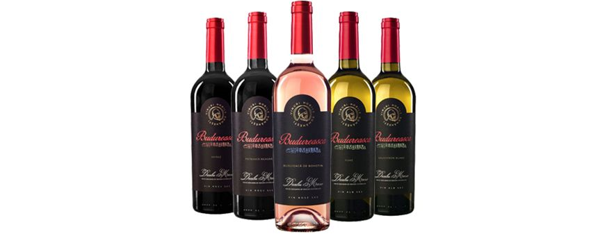 Premium Weine Budureasca