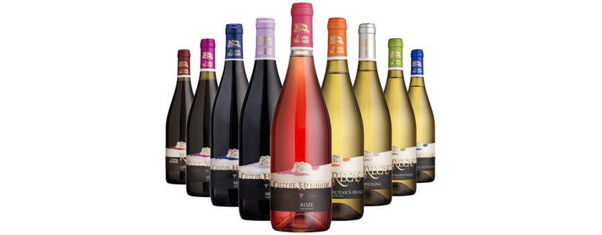 Castel Huniade: rumänischer Wein für Genießer